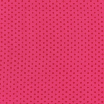 Robert Kaufman Fabrics - Spot On - Mini Dots in Pomegranate