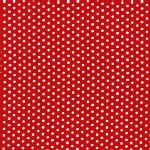 Robert Kaufman Fabrics - Spot On - Mini Dots in Red