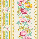 Tilda Fabrics - Apple Butter - Billy Jo in Yellow