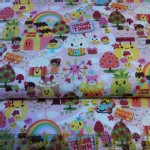 Trans Pacific Textiles - TPT - Rainbow Sweets in Pink