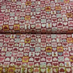 Trans Pacific Textiles - TPT - Sweet Dolly in Red