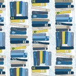 Windham Fabrics - Literary - Adventure On the Shelf in