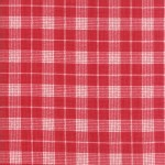 Moda Fabrics - Return Winters Lane - Checkers in Berry